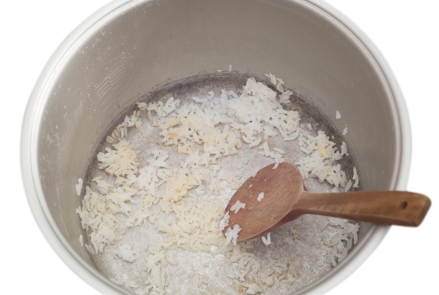 tips memasak nasi di rice cooker